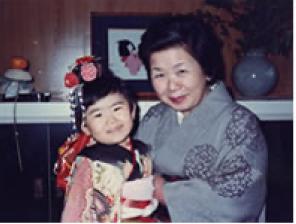 大のおばあちゃん子
