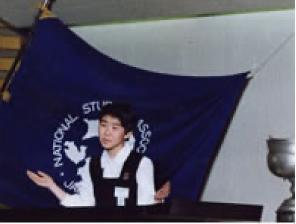 高松宮杯でのスピーチ